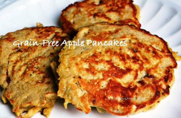 grain_free_nut_free_dairy_free_apple_Pancakes