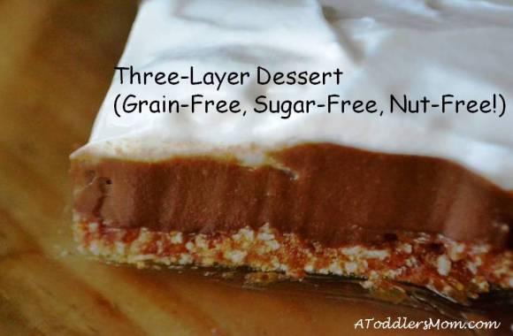 3 layer dessert